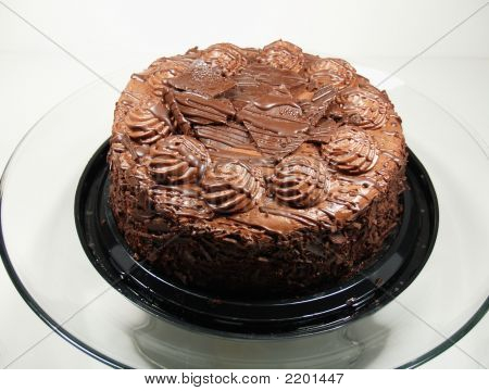 Choclate Blackout Cake