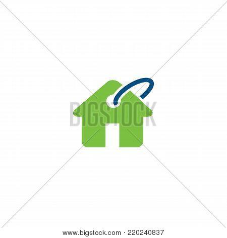 Simple Real Estate Rent Buy Logo. Vector & Photo | Bigstock