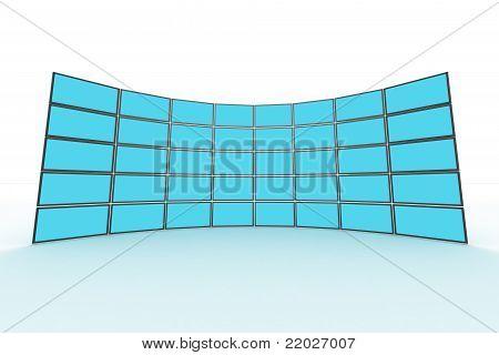 wall monitor
