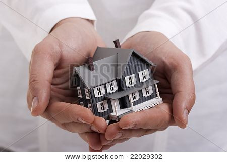 House In Hands