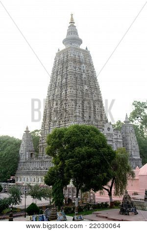 Mahabodi Temple, Bodhgaya