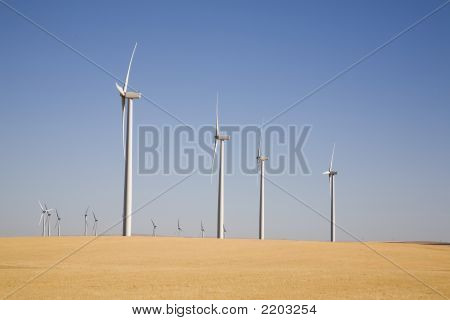 Electric Wind Turbines