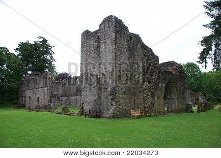 Inchmahome Ruins