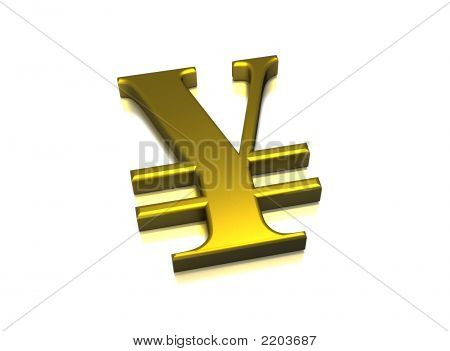 Yen Gold Currency