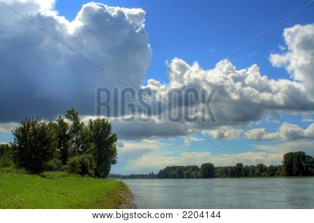Rhine Landscape