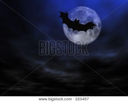 Morcego Halloween