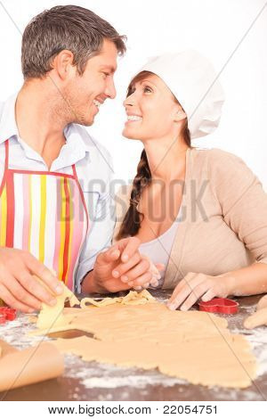 bakery couple