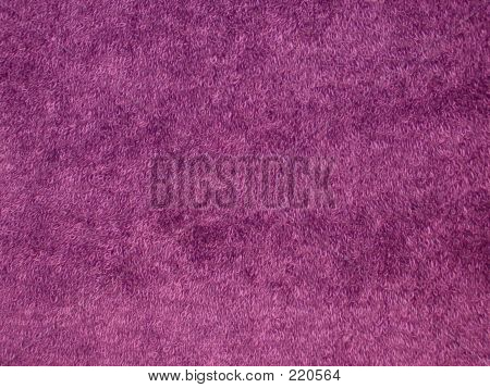 Purple Towel