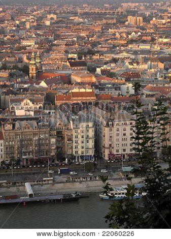 A cidade de Praga