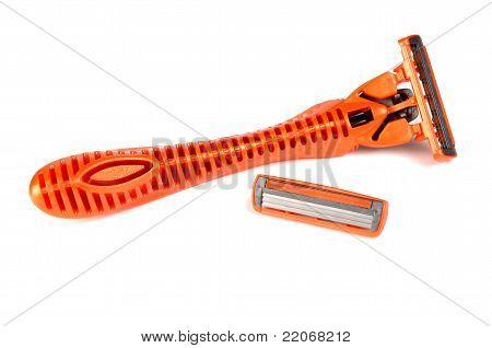Safety Razor For Shaving
