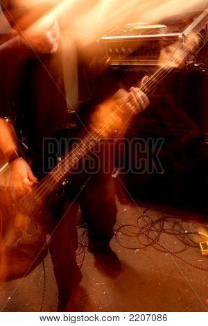 Bass Player Movement 2