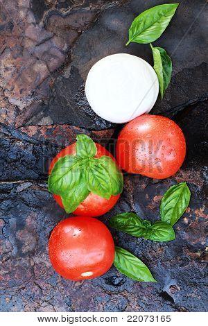 Caprese Salad Ingredients