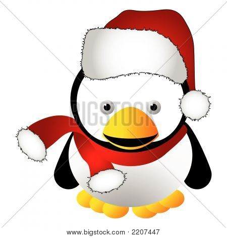 Christmas Penguin