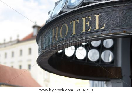 Hotel encabezado