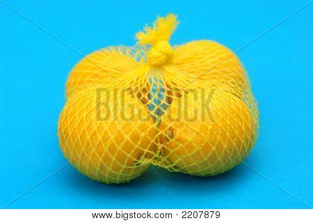 Lemons On The Blue
