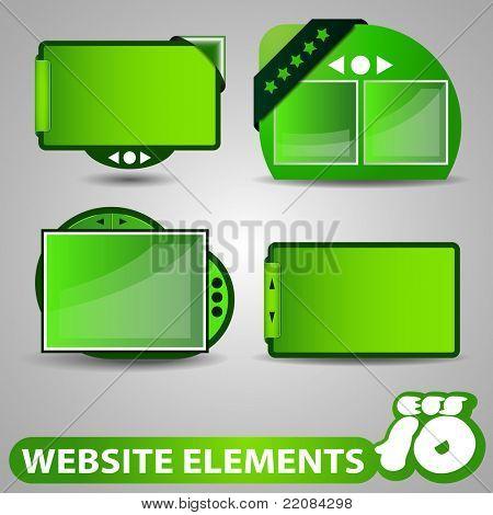 Image Sliders - Web Design Elements