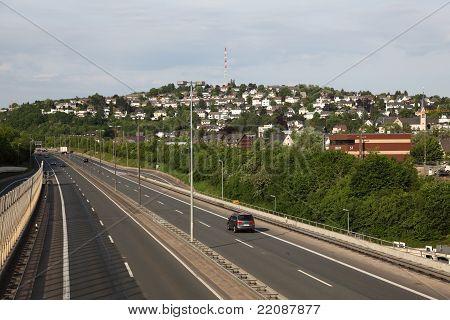 Town Siegen Germany