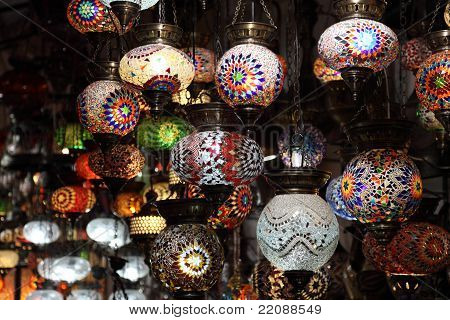 Handmade Turkish Lanterns