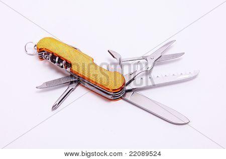 Yellow Penknife
