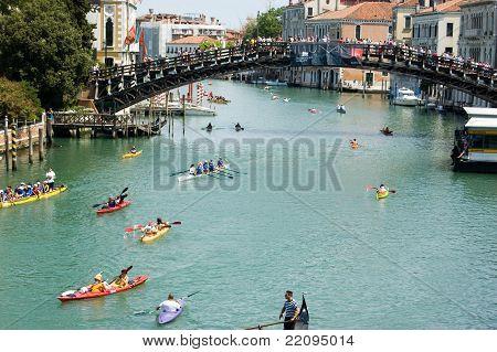 Volgalonga Regatta, Venice