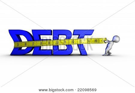 Reducing debt