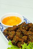 Minced Fish Spicy poster