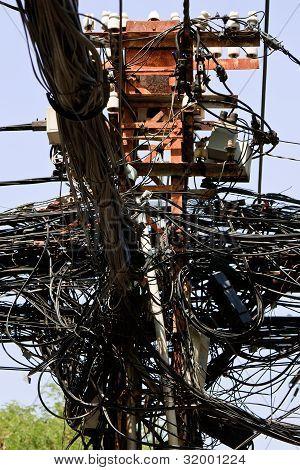 Crazy Electricity