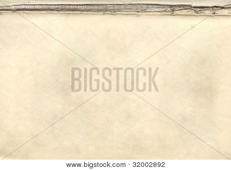 Background - a texture of the old, soiled paper