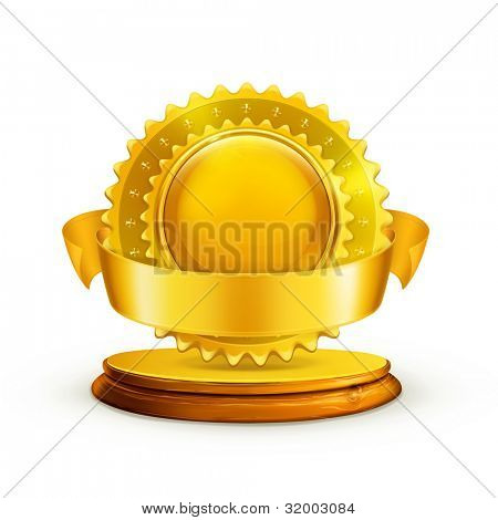 Gold Award, Vektor