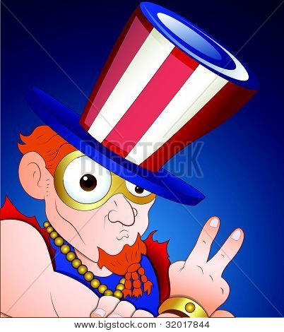 Modern Uncle Sam