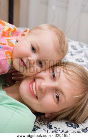 Happiness Of Motherhood