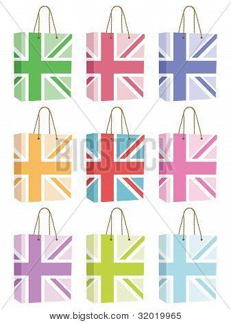 Sacos do Reino Unido