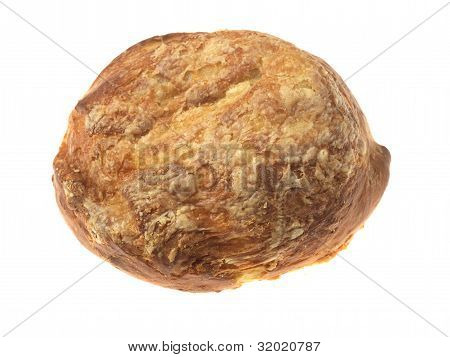 Loaf of Boule Bread