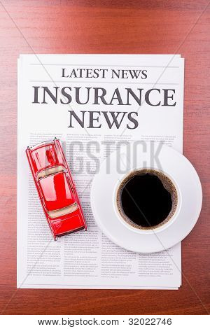The Newspaper  Insurance News And Auto