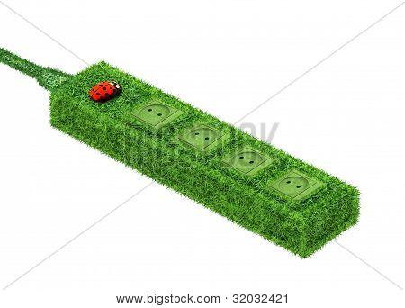 Green Power Socket