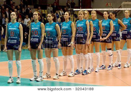 Volleybal Team Dynamo(msc)