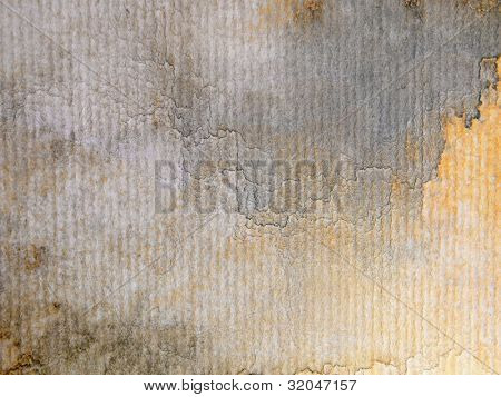 Gold and Grey Watercolor Background 4