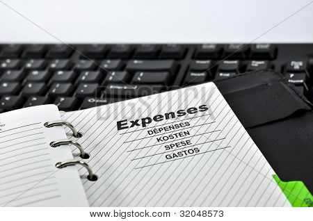 Expenses Note