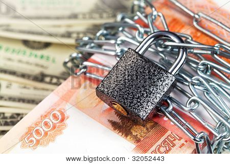 The Money And  Lock