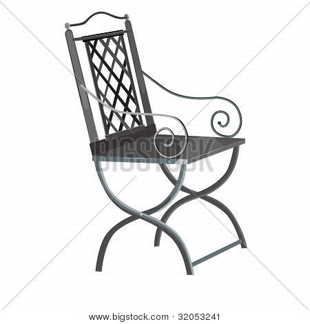 Forged Chair