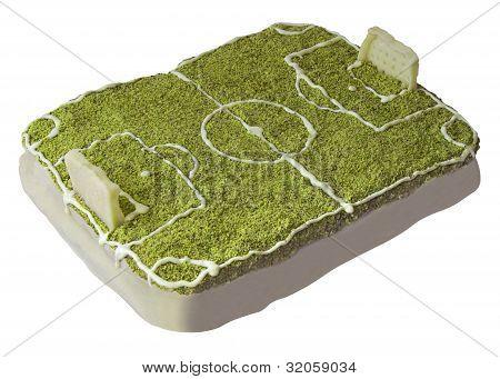 Soccer cake
