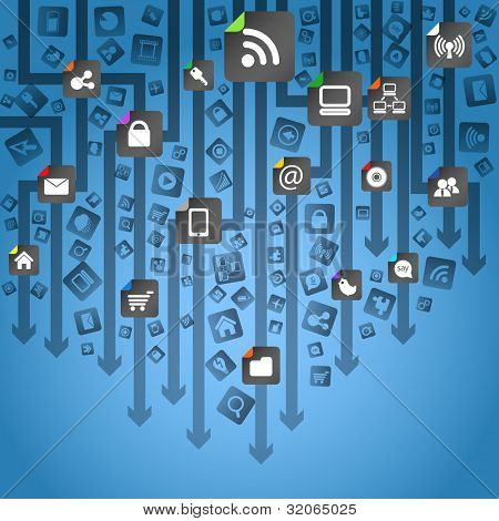 Esquema Resumen de modernos medios de comunicación social