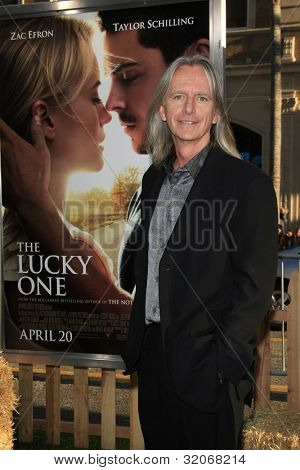LOS ANGELES - APR 16: Scott Hicks at the premiere of Warner Bros. Pictures' 'The Lucky One' at Grauman's Chinese Theatre on April 16, 2012 in Los Angeles, California