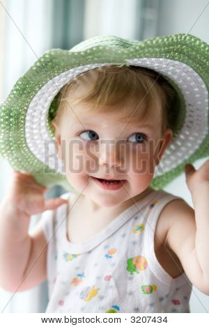 Child With A Hat