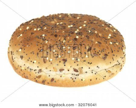 Soft Brown Bread Bap