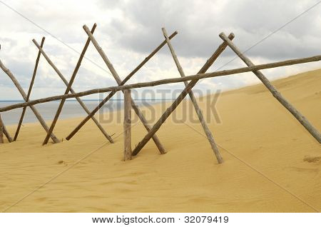 Wind & Curonian Dune