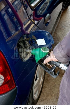 Automobile Refuelling