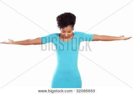 Woman Prayer Supplication
