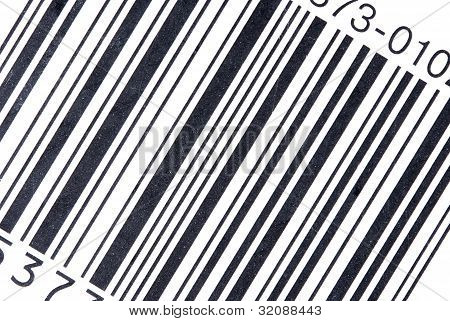 Bar Code On Package