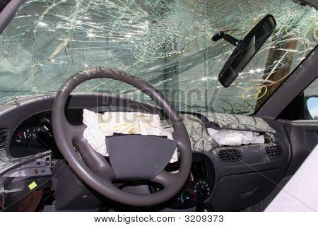 Car Wreck Aftermath